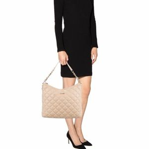 New Kate Spade Gold Coast Marina Hobo